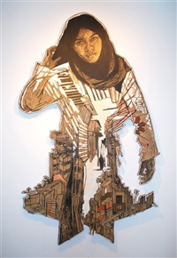 cairo by swoon