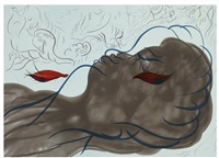 the break by chris ofili