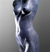 blue venus by carole a. feuerman