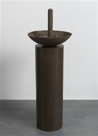lingam and yoni (grosse ile) by mike kelley