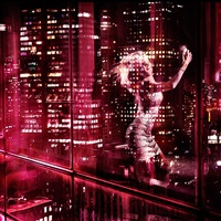 selfie by david drebin