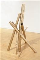 gymnopedies: bamboo gymnast #2 by yoshitomo saito