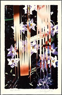 night transitions by james rosenquist
