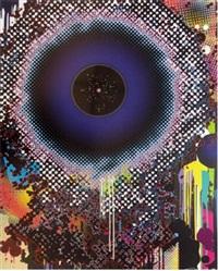 ngc 2371-2 (gemini nebula) by takashi murakami