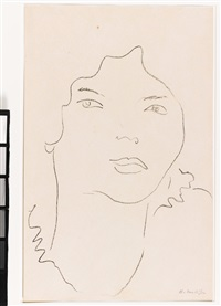 portrait of emma by henri matisse