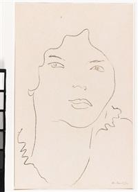 portrait of emma by henri matisse