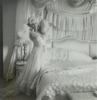mae west by diane arbus