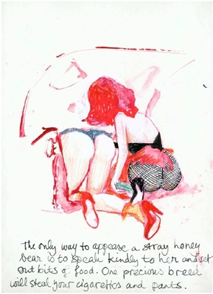 the only way to appease by madeleine berkhemer