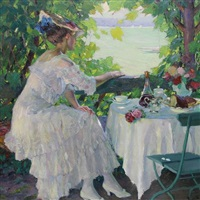 summer splendor by edward cucuel