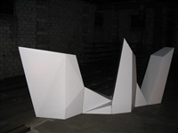complex form #6 by sol lewitt