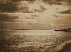 seascape at sète by gustave le gray