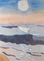 sunrise by fairfield porter
