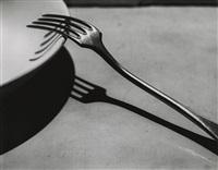 fork, paris by andré kertész