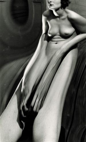 distortion #65 by andré kertész