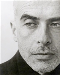 francesco clemente, new york by herb ritts