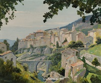 tourrettes sur loup by anthony thieme