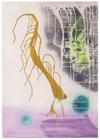 goldhaar by sigmar polke