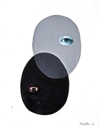 untitled by tony oursler