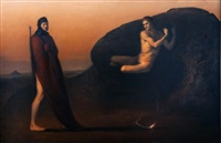 storyteller by odd nerdrum