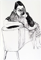 nancy by alice neel