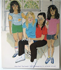 the family by alice neel