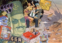 a life of delusion by robert williams