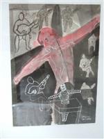 rinos stefani<br>red dancer