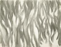 untitled (fire) by richard artschwager