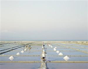 salt farms, nha trang, vietnam by david burdeny
