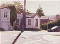 berkeley intersection acton hopkins by robert bechtle