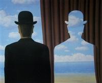 décalcomanie by rené magritte