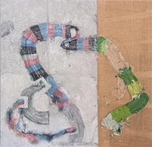 untitled still #2 by fabian marcaccio