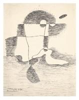 wie eine ente / like a duck by petra petitpierre