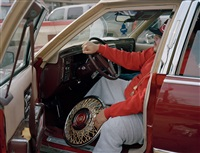 wheels and rims by justine kurland