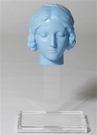 tete (head) by rené magritte