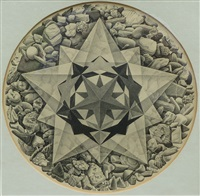 order and chaos ii by m. c. escher