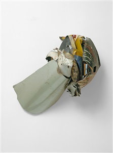 expo chicago, the international exposition of contemporary modern art by john chamberlain