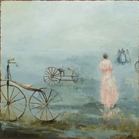 raise me a dais of silk and down by france jodoin