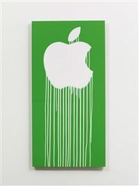 liquidated apple - green by zevs