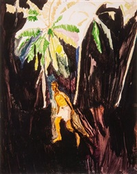 fisherman by peter doig