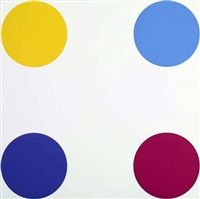 maltohexaose by damien hirst