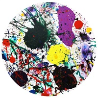 join the chaos by sam francis