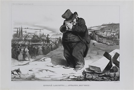 honoré daumier master lithographer, eyewitness to an age by honoré daumier