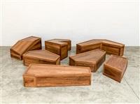 rebar caskets by ai weiwei