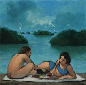 picknick by johannes hüppi
