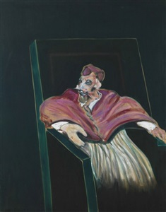 in homage by francis bacon