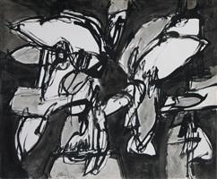 untitled ( gd133 ) by gene davis