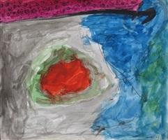untitled ( gd183 ) by gene davis