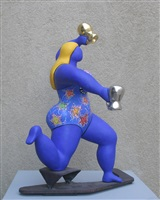 nana star by niki de saint phalle