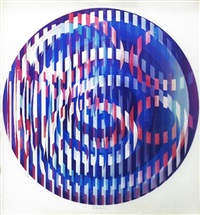 infinite rainbow by yaacov agam